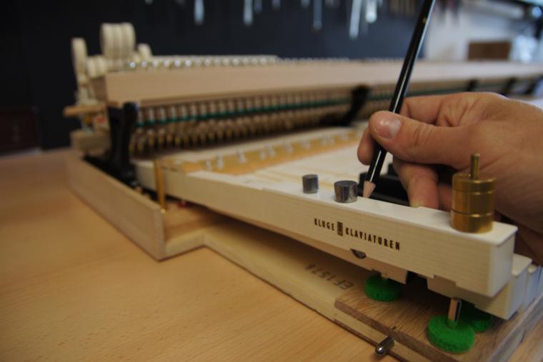PIANOVUM Klaviertechnik
