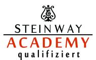 Steinway Academy qualifiziert