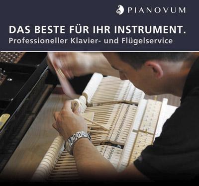 Professionelle Klavierstimmung