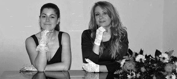 Maryana Brodska & Alissa Kholodova