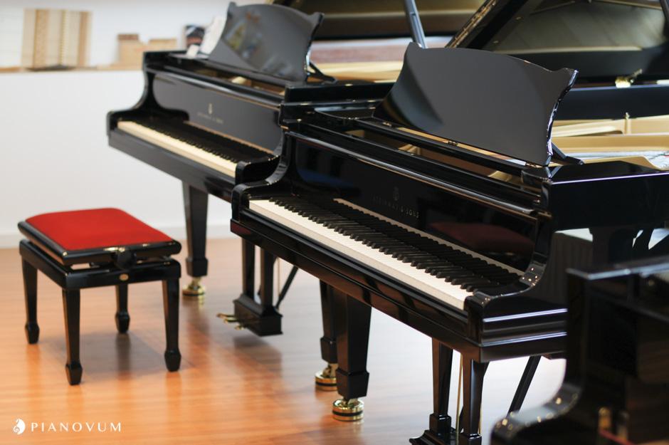 Steinway & Sons D 274 – PIANOVUM Innovativer Klavierbau